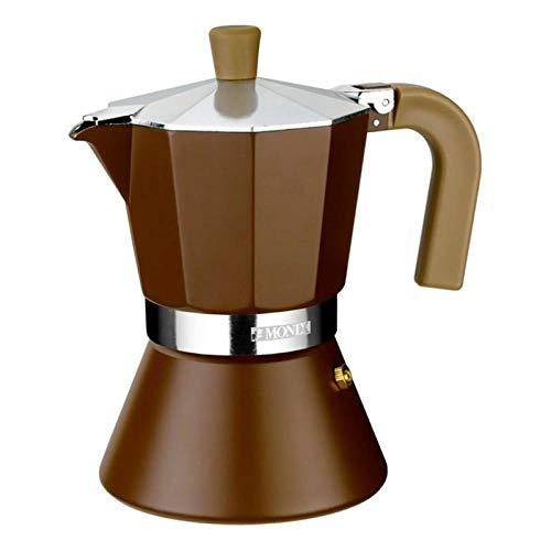 BRA Espressokocher Cream 9 Tassen