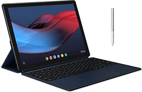 Google Pixel Slate 12.3' Touchscreen LCD Tablet w/ Keyboard and Pen | Intel 8th Generation Core i5 | 8GB Memory | 128GB | Fingerprint Reader | Chrome OS | Midnight Blue