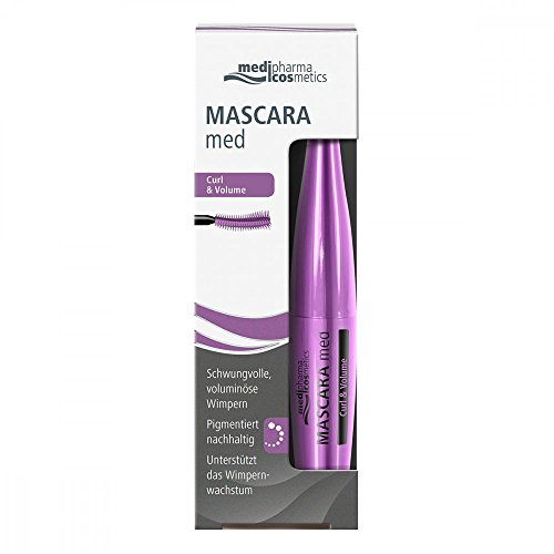 Mascara med Curl & Volume 7 ml