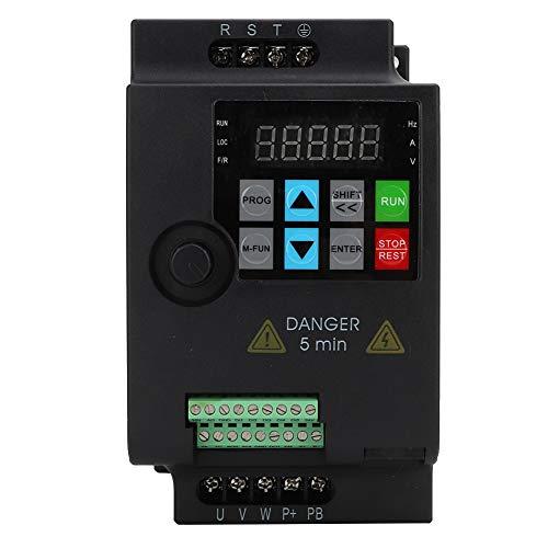 380 V 2.2kw Mini VFD Frequenzumrichter 3 phasen-Wechselstrom Wechselrichter für 3 phasen Drehstrommotoren SKI780