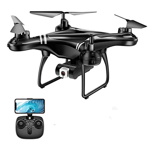 QiBest Drohne Luftaufnahme Fernbedienung Flugzeug Quadcopter HD Multi-Rollen