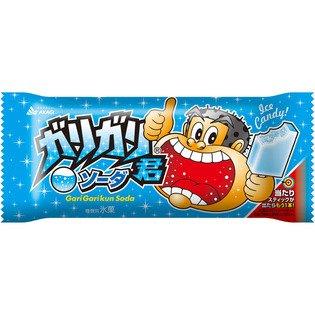赤城 ガリガリ君ソーダ 110ml×31個 【冷凍】(1ケース)