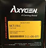 Axygen MCT-150-C Microtubos 1,5 ml transparente 500 tubos