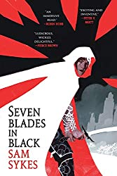 Cover of Seven Blades in Black