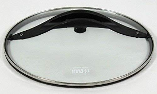 RO6G Glass Lid 6-Quart Black 33165 Replacement Hamilton Beach Slow Cooker