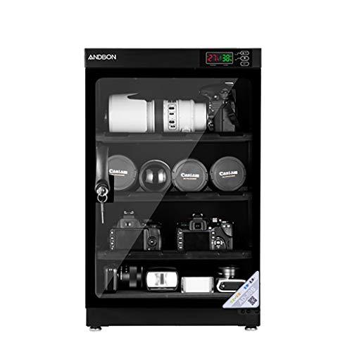 LIU UK Dry Cabinet Armadio A Secco per Obiettivo della Fotocamera 80L Scatola A Prova di umidità...