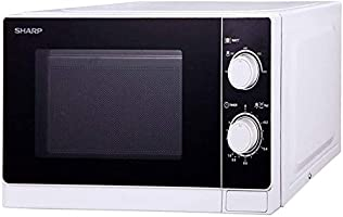 Sharp Microwave Oven Sharp 20 Litres, White, R-20AS-W