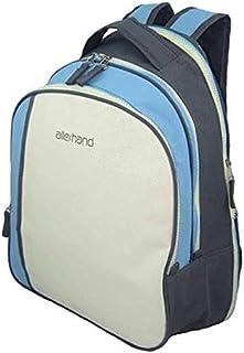 حقيبة ظهر قماشية متعددة الاستخدام ازرق A multi-use canvas backpack