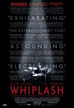Whiplash – U.S Movie Wall Art Poster Print – 43cm x 61cm / 17 Inches x 24 Inches A2