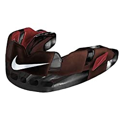 powerful Nike Hyper Flow Flavor Adult Black Cherry Mouthguard