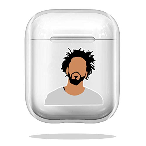 Case Cover Jcole Compatible with Airpod Pro Airpods Absorption Funny Waterproof