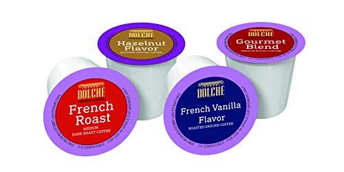 Gourmet, French Roast, Hazelnut & French Vanilla Blends, American Coffee in...