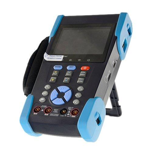SAFIRE Comprobador CCTV Multifuncional - HDTVI| HDCVI | AHD | HD-SDI |...