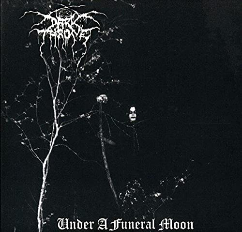Darkthrone: Under a Funeral Moon (Digipak) (Audio CD)