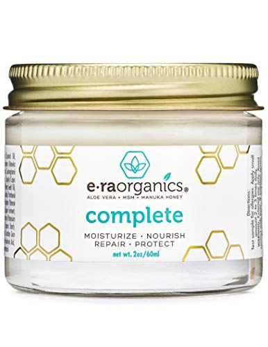 Era Organics Face Moisturizer Cream - Advanced 12-In-1 Rejuvenating Facial Cream With Superfood...