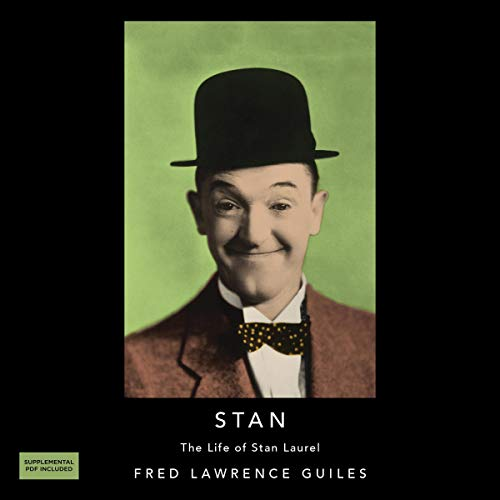 Stan: The Life of Stan Laurel cover art