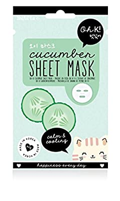 Oh K! Refreshing Cucumber Sheet Mask