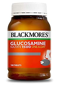 Blackmores Green Lipped Mussel Supplement