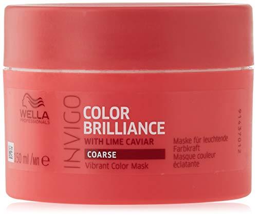 Wella Invigo Brilliance, Mascarilla para el pelo - 150 ml.