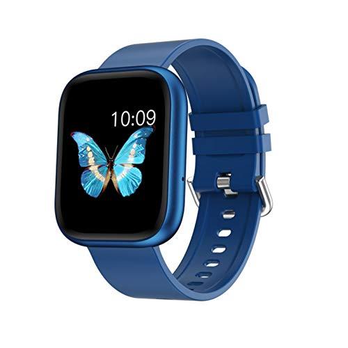 ZYY Relojes Inteligentes para Mujeres Y Hombres, Medición De Ritmo Cardíaco Bluetooth Llamada IP67 Pulsera Impermeable Smart Watch Reloj Deportivo Multifunción,B