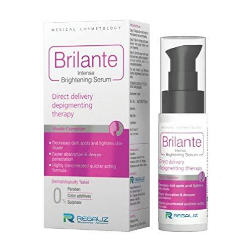 Regaliz Brilante Intense Brightening Face Serum 50ML (50 ML)