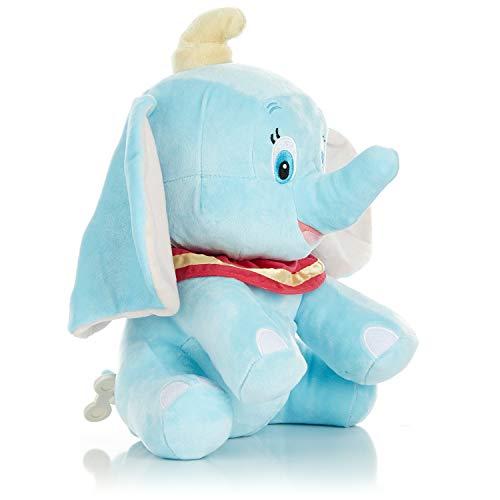 Disney Baby Dumbo The Elephant Waggy - Musical Plush Stuffed Animal, 11.5 Inches