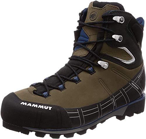 Mammut Kento High GTX Shoes - Men's, Bark/Black, 10.5 US, 3010-00860-0025-1095