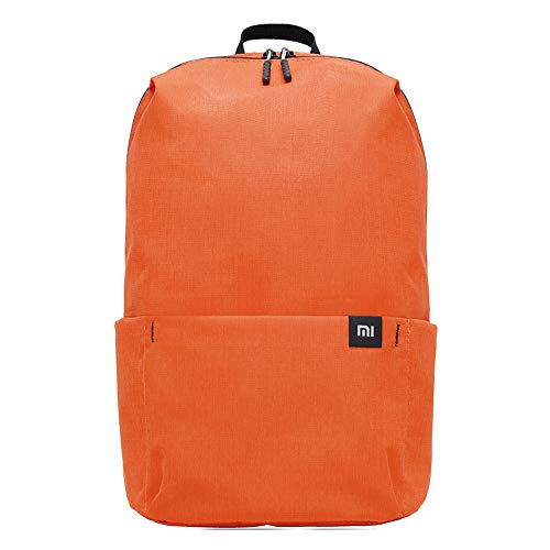 Xiaomi Mi Casual Daypack ZJB4148GL, Backpack with dimensions 34 x 22,5 x 13 cm, Orange