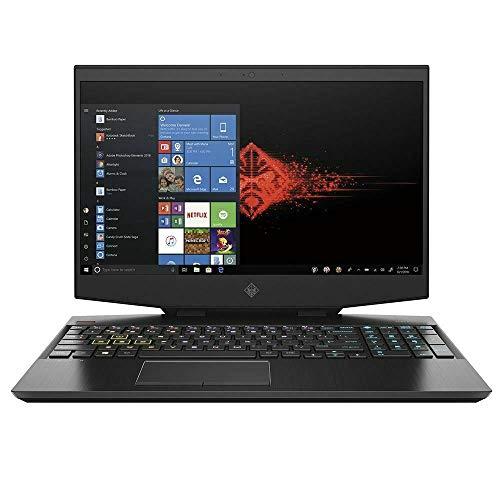 "HP OMEN 15-dh1054nr 15.6"" Gaming Laptop; i7-10750H, 16GB DDR4 Memory, 512GB SSD, Nvidia GeForce 1660Ti"