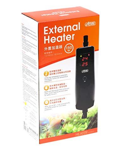 150w/300w/500w in-Line External Heater Aquarium Heater - 150/300/500 WATT 1/2'-5/8' (150 Watt...