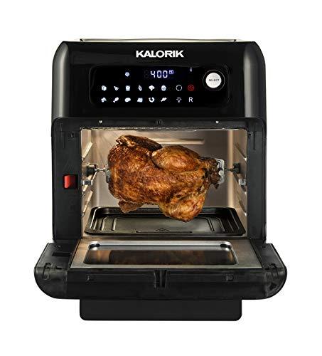 Kalorik Air Fryer Oven Reviews - Kalorik AFO 44880 BK 6 QT XL Air Fryer Oven