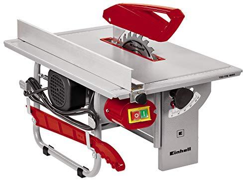 Einhell 4340410 TH-TS 820 – Sierra de mesa para bricolaje