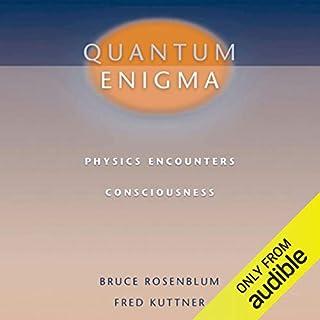 Quantum Enigma audiobook cover art