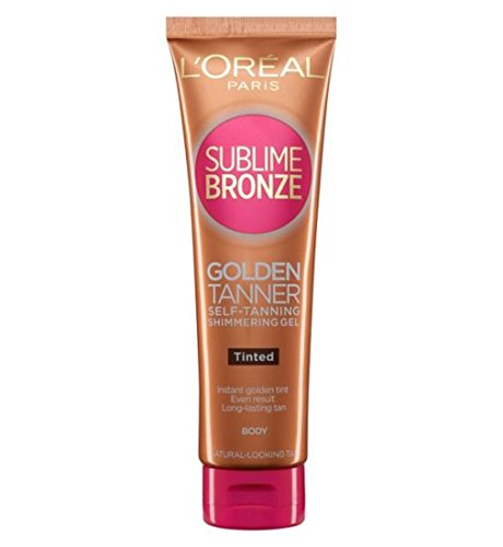 L'Oreal Sublime Bronze Tinted Shimmer Gel 150ml