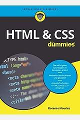 HTML und CSS für Dummies Kindle Ausgabe