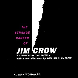 The Strange Career of Jim Crow cover art