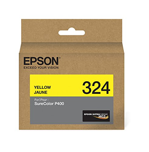 Epson T324420 Epson UltraChrome HG2 Ink (Yellow)