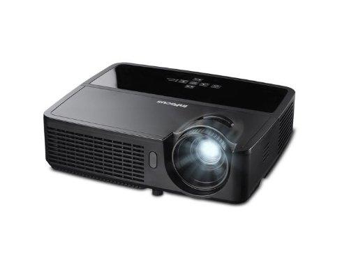 InFocus IN112 Portable DLP Projector, 3D ready, SVGA, 2700 Lumens