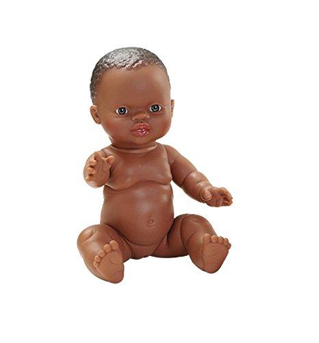 Paola Reina 24Gordi Nackte Afrikanisches Mädchen Puppe