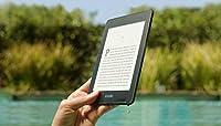 """Kindle Paperwhite, resistente all'acqua, schermo ad alta risoluzione da 6"""", 8 GB, con pubblicità"""