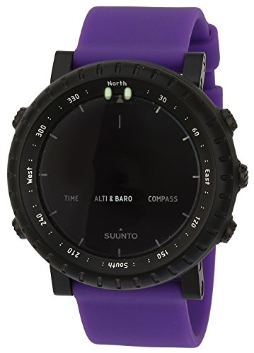 SUUNTO Core Violet Crush Orologio, Nero/Viola