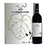 まるき葡萄酒 いろベーリーA/赤 日本ワイン 国産 山梨
