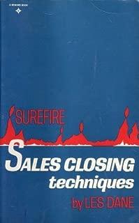 Best surefire sales closing techniques Reviews