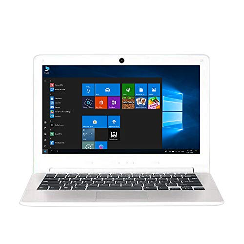 iSTYLE DreamBook Laptop 11.6 inch Windows 10 Notebook Netbook PC Computer Ultra-Thin Intel Quad Core 8GB DDR3 RAM 64G SSD USB 3.0 HDMI WiFi
