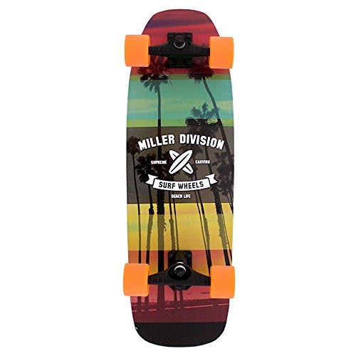 """SURFSKATE modelo KIRRA 31,5"""" de Miller Division"""