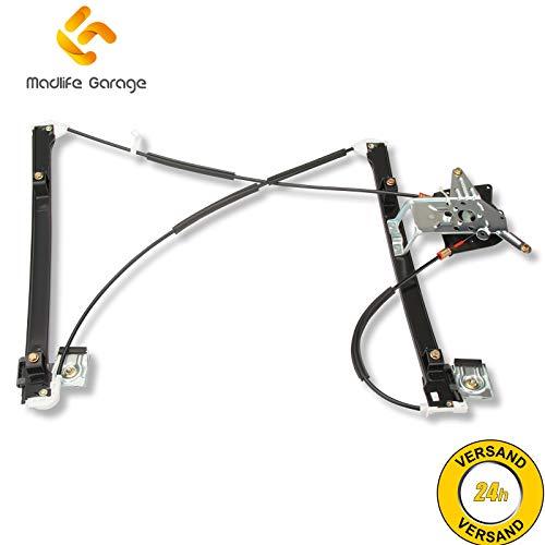 Madlife Garage 6X0837461A Elektrischer Fensterheber Vorne Links 2/3 Türer Ohne Motor Arosa 6H Lupo 6X1 6E1