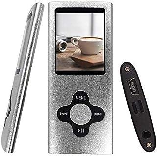 """2GB 4GB 8GB 16GB MP4 Player 1.8"""" Screen + Earphone (16GB, Pink)"""