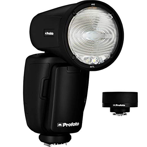 Profoto A10 On/Off Camera Flash Kit with Connect Flash Trigger for Sony Camera