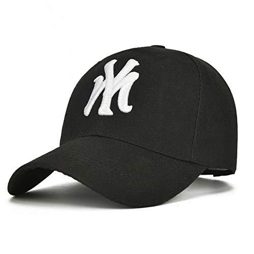 Sombrero Casual para Mujer, Gorra Casual, Protector Solar de Verano, Visera para el Sol, Gorra de béisbol al Aire Libre para Estudiantes, para Hombre