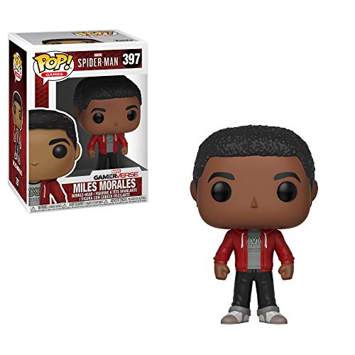 Funko POP! Marvel: Spiderman Miles Morales